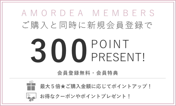 300POINTプレゼント